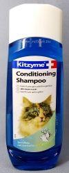 Kitzyme Cat Conditioning Shampoo, Шампунь для кошек и котят, фл. 250 мл